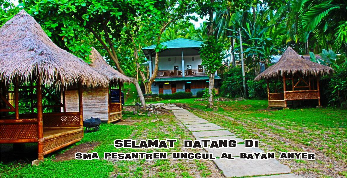 welcome to Al Bayan Anyer